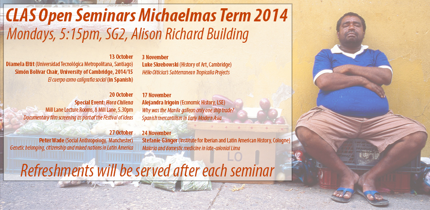 CLAS-Open-Seminar-Michaelmas-2014