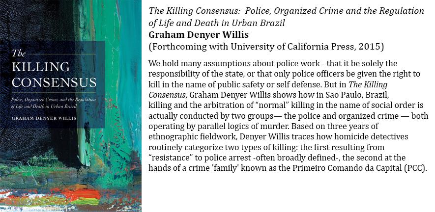 Denyer Willis Killing Consensus
