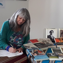 Book donation Bolivian embassy