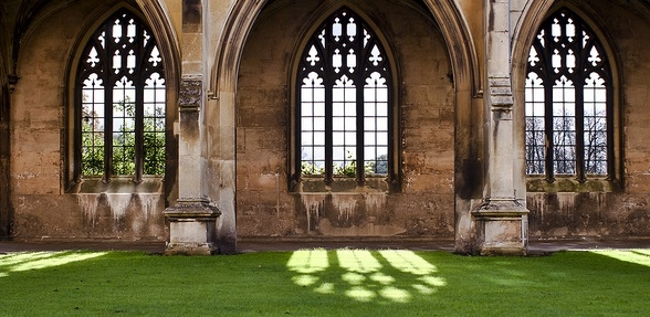 St John's College (photo: Matt Bilton)