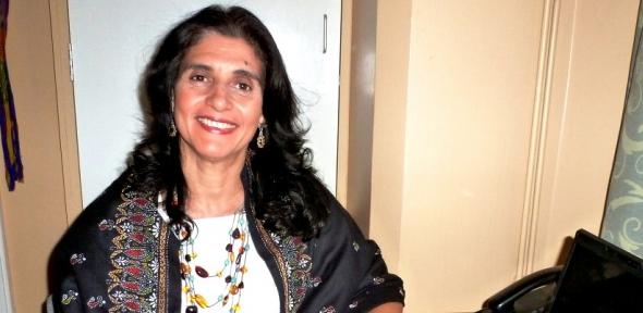 Professor Aida Hernandez