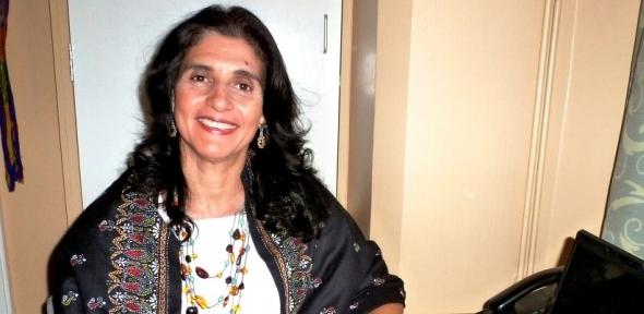 Aída Hernández Castillo, Simón Bolívar Chair 2013-2014