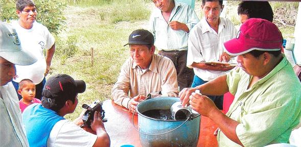 Indigenous Media and Political Resistance in Latin America (Image credit - Tejiendo Nuestras Raices, Axhel Koheler (et.al.) RACCACH/IWGIA Mexico, 2010)