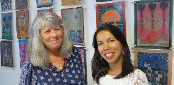 Julie Coimbra & Chriselia de Vries