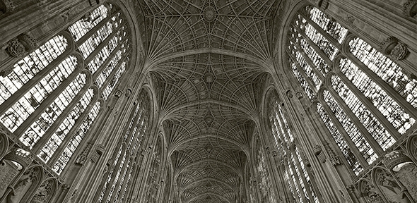 King's College Fan Vaulting