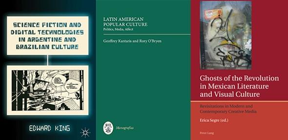 Recent staff publications